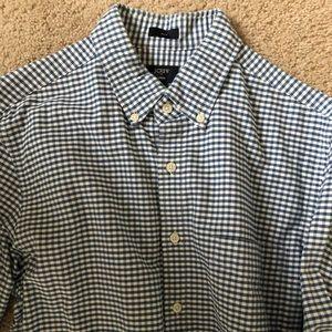 Men's J. Crew Slim Fit Oxford Dress Shirt